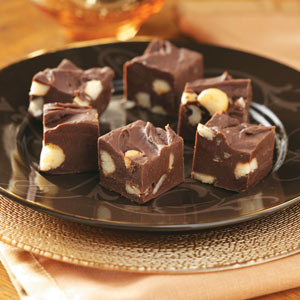 Macadamia Madness Fudge